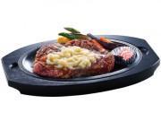 稲城に「伝説のすた丼屋」新業態ステーキ店 「ガッツリ料理をリーズナブルに」継承