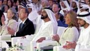 ドバイで人道支援に向けた国連報告書の発表 潘事務総長も出席