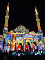シャルジャ首長国で大規模なプロジェクション・マッピング・フェスティバル