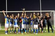 ドバイの中東日本人サッカー大会「Gulf Cup 2016」でドバイチーム優勝