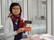 福井で「芥川賞・直木賞に触れる会」 地元作家・宮下奈都さんのノミネート入り祝し