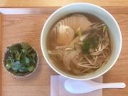 福井の農家食堂が「朝フォー」 「パクチー入れ放題」、口コミで広がりも