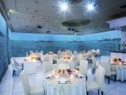 結婚式場「迎賓館ヴィクトリア福井」改装 県内式場初、270度で4K投影可に