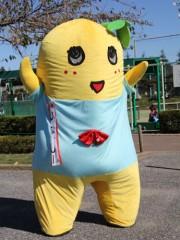 船橋市「非公式」ゆるキャラ「ふなっしー」話題に-3月も精力的に活動