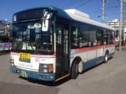 懐かしの新京成バス旧塗装車両で廃バス路線巡り、市民団体が廃車前に