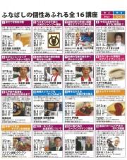 船橋駅周辺で「まちゼミ」開催中、商店主らが講師になり16講座展開