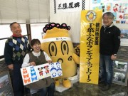 船橋と陸前高田市を結ぶボランティア団体 カキ養殖などで復興支援