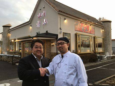 船橋に丸宴グループ初の焼き肉店「宴山」 ユッケ刺しも提供