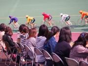 京都向日町競輪場で「ケイリン女子のはじめて教室」 17人参加して選手と交流も