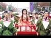 京都・長岡京でガラシャ祭 時代行列で細川ガラシャの輿入れを再現