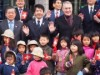 駐日スイス大使、大山崎町役場を訪問 東京五輪ホストタウン認定受け