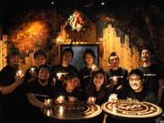 銀座・コリドー通りでキャンドルナイト-バー店主が発案、37店が協力