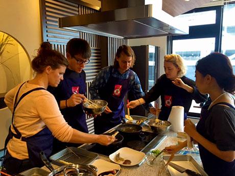 銀座のおすすめ料理教室9選:プロのシェフと和食や …