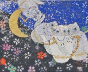 松屋銀座で大規模アート展 若手作家中心に51人の1000点を展示販売