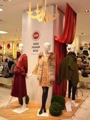 「さくら」をテーマにギンザファッションウィーク 4商業施設が参加
