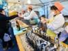 日比谷公園で魚介料理イベント 100種類のメニューそろえる