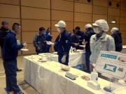 八戸で水産加工品の展示試食会 本年度開発の24品を出品