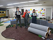 八王子駅前でアートイベント「AKITEN PARK」 ビルの空きテナントを期間限定で遊び場に