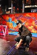 劇団四季、「美女と野獣」福岡公演の舞台準備着々と