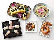 博多阪急に「6の字グルメ」が登場 開業6周年で