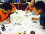 関内で「地域とつながるアイデアソンの作り方」無料講座 アイデア創出の手法を体験