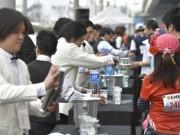 「横浜マラソン」13日出走 観客も楽しめる「給水所パフォーマンス」も