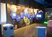 浜松科学館に青色LEDのコーナー ノーベル賞受賞の天野浩さんの功績紹介