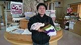 浜松の織元がオリジナルブランド「遠州ガーゼ」販売へ 多層織り技術で商品開発