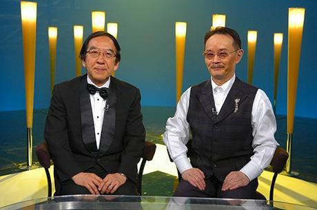 浜松・栄町で映画監督の木下惠介テーマに対談 山本晋也監督ら招き