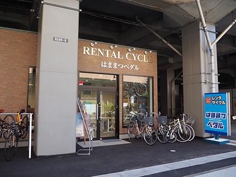 浜松・砂山町にレンタサイクル店 自転車好きの集まる新スポット目指す