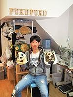 浜松・中沢町にプロレスマスク専門店 マスクに特化しさまざまな活動も