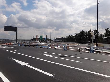 東名高速道路に「三方原スマートインターチェンジ」 中心市街地からの時間も短縮