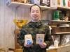 東大阪の自家焙煎コーヒー店に期間限定クリスマスブレンド