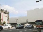 旧姫路駅ビルの解体進む -街のシンボル、別れを惜しむ声も