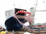 姫路・小豆島航路に新造フェリー就航-9年ぶり、バリアフリー対応も