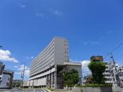 失われる姫路「モノレール遺産」-旧大将軍駅が入るビル取り壊しへ