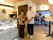 弘前に新洋菓子店「ラポール」 生家は老舗和菓子店のパティシエが出店