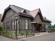 スタバ弘前公園店の外観、「100年前からあるよう」とネットで話題に