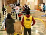 弘前で「巨大テーブルサッカー」ゲーム大会 海外動画に触発され開催へ