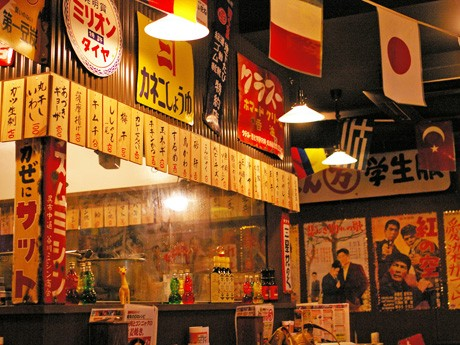 広島・袋町に昭和30年代をテーマにした居酒屋-個室は「商店街 ...