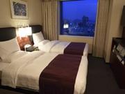 リーガロイヤルホテル広島が客室大規模リニューアル ツインルーム増設へ