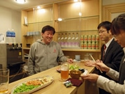 広島・流川に「宮島ビール」直営ビールスタンド 宮島への誘客図る