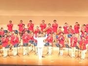 広島で「避難訓練コンサート」 コンサート中の災害発生を想定