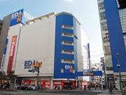 エディオン広島本店が本館建て替えへ 一時閉店、2019年の完成目指す