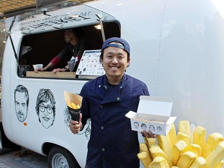 広島にフレンチフライ専門店「アンド・ザ・フリット」 パルコ前で期間限定販売へ