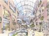 広島・紙屋町「サンモール」周辺の市街地再開発 2024年の竣工目指す