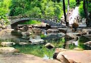 ホーチミン近郊の観光園「トゥイ・チャウ」、地元民に人気 人工泉やワニの湖も