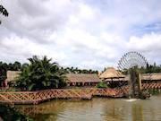 ホーチミンの自然庭園「ビン・シェン」が人気 釣り場やボート乗り場、VIPルームも