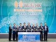 HK Gov't Begins Offering Free Wi-Fi at 5,000+ Spots