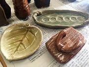日向の温泉施設で陶芸教室 レクリエーション・健康相談通じて健康づくり